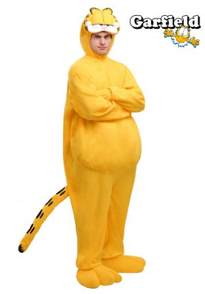 Fantasia de  Garfield adulto – Adult Garfield Costume