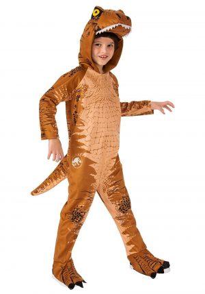 Fantasia de Jurassic World 2 T-Rex para crianças – Jurassic World 2 T-Rex Costume for Kids