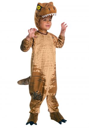 Fantasia de Jurassic World 2 T-Rex para crianças – Jurassic World 2 T-Rex Costume for Toddlers