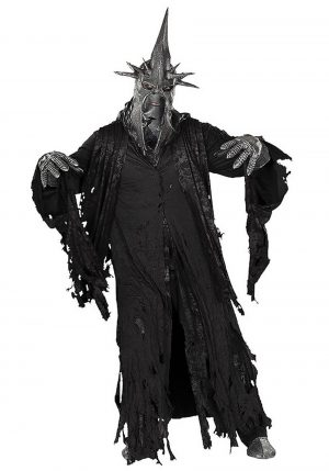 Fantasia de Luxo Rei bruxo de Angmar – Deluxe Witch King Costume