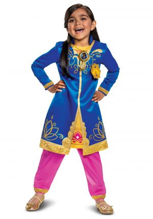 Fantasia de Mira Real Detetive Toddler Mira – Mira Royal Detective Toddler Mira Costume