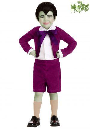 Fantasia de Munsters  Eddie Munster – Munsters Toddler Eddie Munster Costume