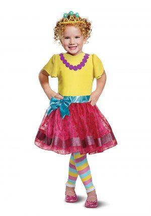 Fantasia de Nancy Fancy Deluxe para meninas – Girls Deluxe Fancy Nancy Costume