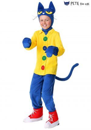 Fantasia de Pete the Cat Kids – Pete the Cat Kids Costume