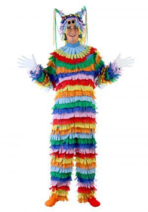 Fantasia de Pinata para Adultos – Adult Pinata Costume