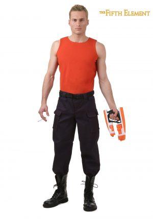 Fantasia de Quinto Elemento Korben Dallas – Fifth Element Korben Dallas Costume