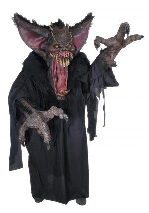 Fantasia de Reacher de criatura morcego horrível-Gruesome Bat Creature Reacher Costume