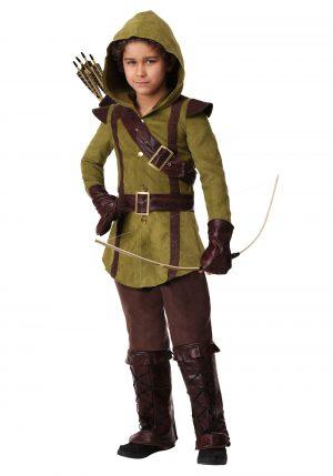 Fantasia de Robin Hood para menino  – Boy's Robin Hood Costume