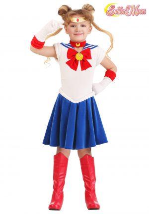 Fantasia de Sailor Moon para crianças – Toddler Sailor Moon Costume for Girls