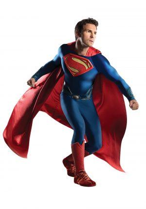 Fantasia de Superman Grand Heritage LUXO – Superman Grand Heritage Costume