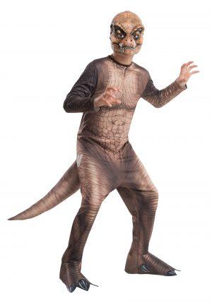 Fantasia de T-Rex Infantil  Jurassic World – Child Jurassic World T-Rex Costume