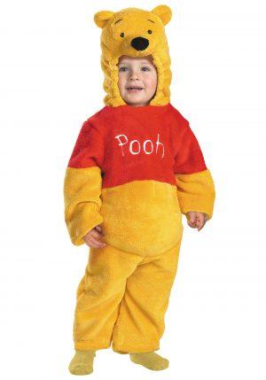Fantasia de Ursinho Pooh para Crianças – Toddler Deluxe Winnie the Pooh Costume