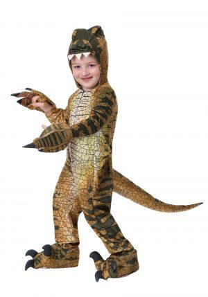 Fantasia de Velociraptor para Crianças -Toddlers Velociraptor Costume