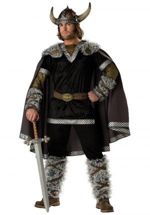 Fantasia de guerreiro Viking de elite – Elite Viking Warrior Costume