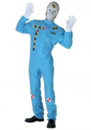 Fantasia de manequim de teste de colisão – Crash Test Dummy Costume