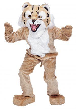 Fantasia de mascote Wildcat – Wildcat Mascot Costume