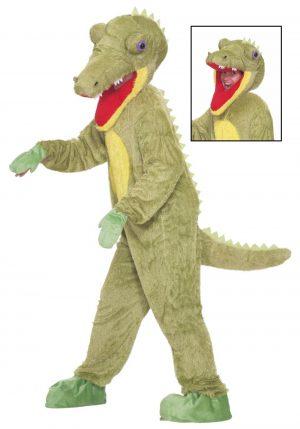 Fantasia de mascote de crocodilo – Mascot Crocodile Costume