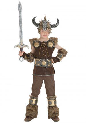 Fantasia de menino viking -Viking Boy Costume