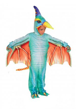Fantasia de pterodáctilo infantil -Infant/Toddler Pterodactyl Costume