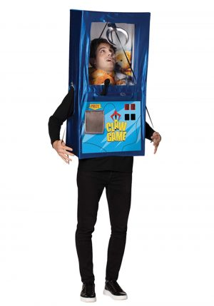 Fantasia de túnica adulto do jogo garra – Adult Claw Game Tunic Costume