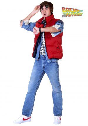 Fantasia de volta para o futuro Marty McFly – Back to the Future Marty McFly Costume