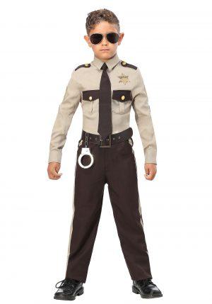 Fantasia de xerife de menino – Boy's Sheriff Costume