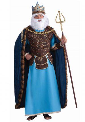 Fantasia do Rei Netuno – King Neptune Costume