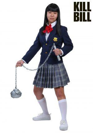 Fantasia feminina de Kill Bill Gogo Yubari – Kill Bill Gogo Yubari Women's Costume