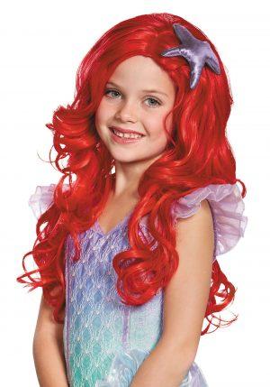 Peruca Criança Ariel Ultra Prestige – Child Ariel Ultra Prestige Wig