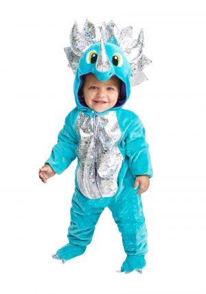 fantasia de dinossauro infantil  criança – Darling Dinosaur Infant/Toddler Costume