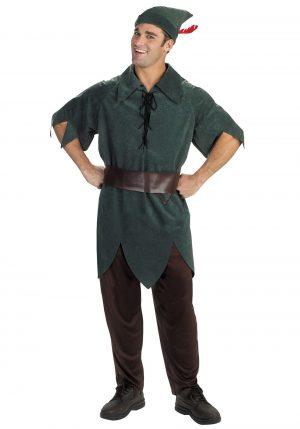 Fantasia de Peter Pan adulto – Adult Peter Pan Costume
