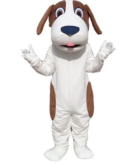 Fantasia de animal de estimação de cachorro adulto – Adult Dog Pet Costume