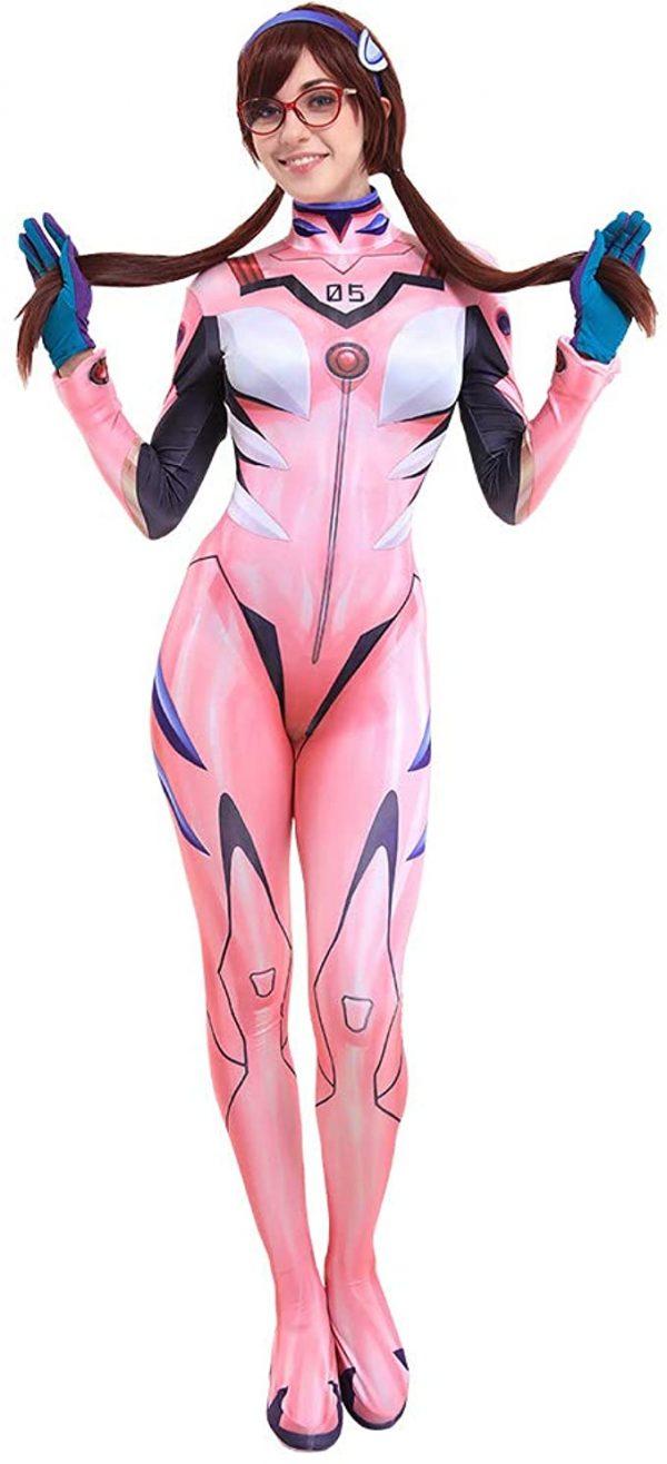 Fantasia Cosplay Ilustre Makinami – Illustrious Makinami Cosplay Costume