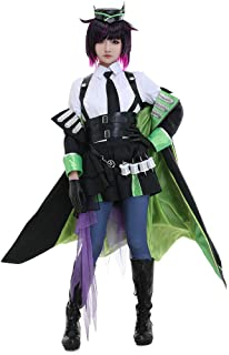 Fantasia Cosplay Lilia Vanrouge – Coskidz Wome's Diasomnia Lilia Vanrouge Cosplay Costume Coat Outfit
