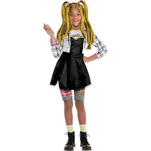 Fantasia Criança OMG Alt Grrrl LOL Surpresa – Child O.M.G. Alt Grrrl Costume L.O.L. Surprise