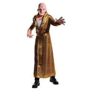 Fantasia Deluxe masculino Star Wars O Último Jedi Supreme Leader Snoke – Men's Deluxe Star Wars™ Episode VIII: The Last Jedi Supreme Leader Snoke Costume