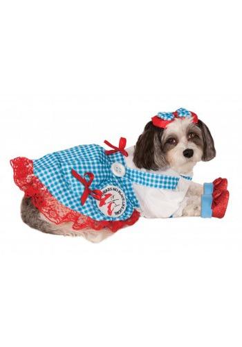 Fantasia Dorothy para Cachorro – Dorothy Pet Costume