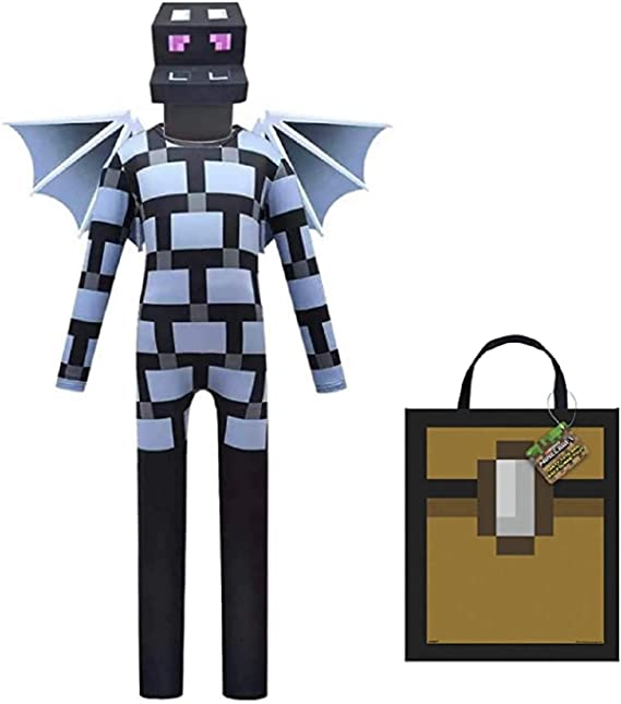 Fantasia Dragão Ender Minecraft  – Fantasy Dragon Ender Minecraft