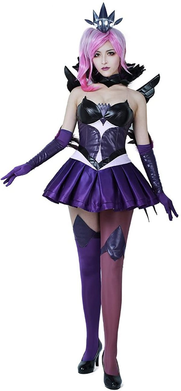 Fantasia Feminina Cosplay Elementalist Lux – Female Costume Cosplay Elementalist Lux