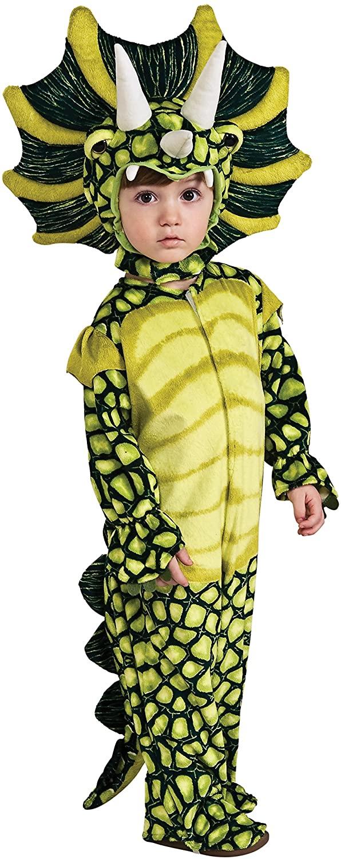 Fantasia INfantil Silly Safari Triceratops – Silly Safari Costume, Triceratops Costume
