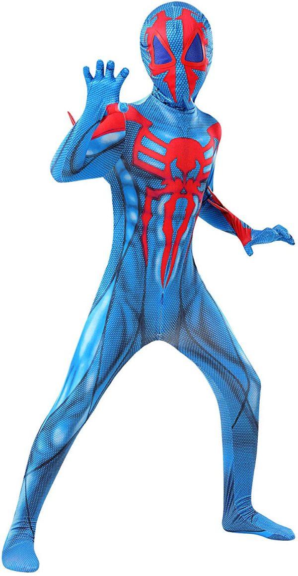 Fantasia Infantil Superhero Bodysui – YongEnShang Kids Halloween Superhero Bodysui Cosplay Costumes for Boys