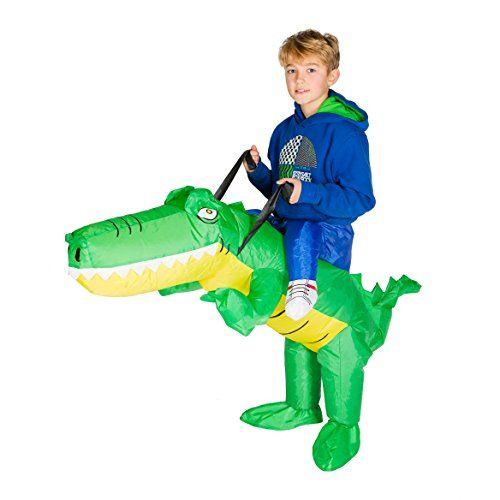 Fantasia Inflável de crocodilo – Inflatable Crocodile Fantasy