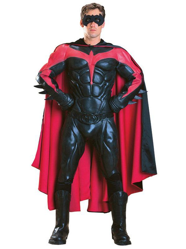 Fantasia Robin de colecionador masculino – Mens Collectors Robin Costume