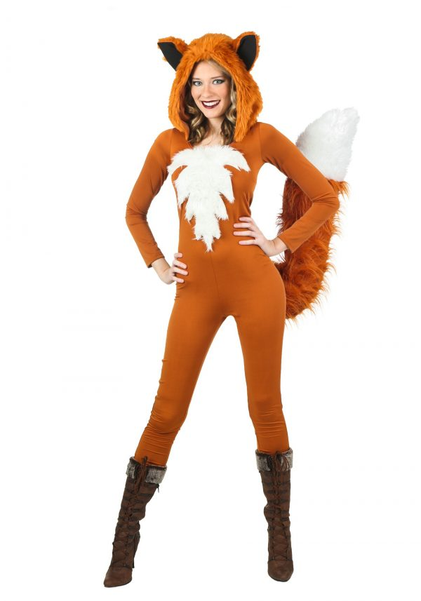 Fantasia Sexy Raposa Feroz – Sexy Fierce Fox Costume