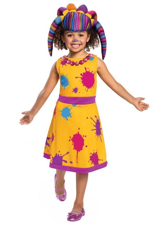 Fantasia clássica dos super-monstros da criança Zoe Walker – Super Monsters Toddler Zoe Walker Classic Costume
