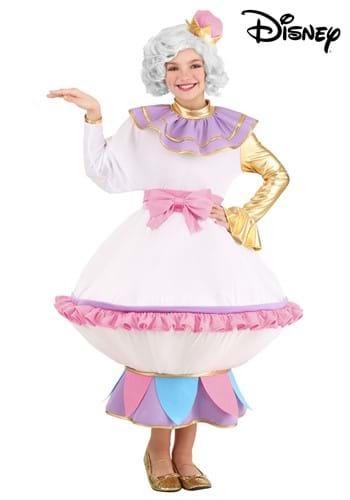 Fantasia da Sra. Potts da Bela e a Fera – Beauty and the Beast Kid's Mrs. Potts Costume