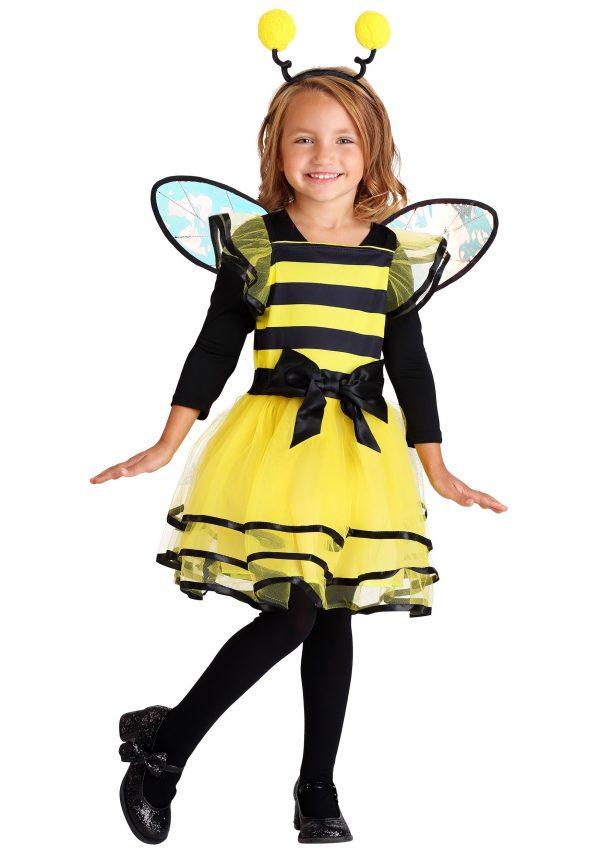 Fantasia de Abelinha Infantil – Girl's Little Bitty Bumble Bee Costume