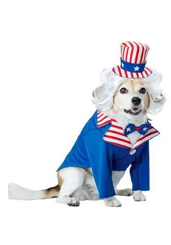 Fantasia de Animal do Tio Sam -Uncle Sam Animal Costume