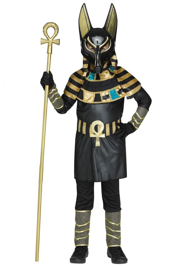 Fantasia de Anubis infantil – Anubis Boys Costume
