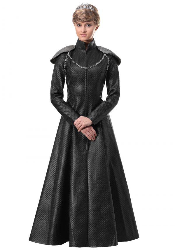 Fantasia de Armadura de Rainha Leão – Lion Queen Armor Gown Costume